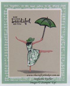 www.thecraftythinker.com.au, Swaps, Beautiful You, #thecraftythinker, stampin up