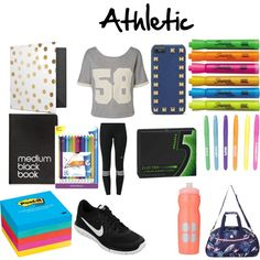 Back to School- Outfit #5 + Supplies