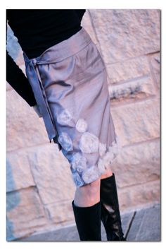 Tulle Snowball Skirt