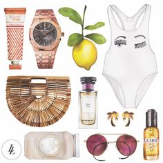 The Lust List: Long Summer Days