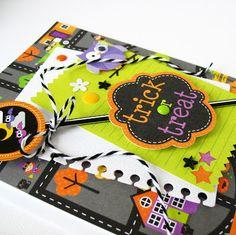 Doodlebug Design Inc Blog: Halloween Parade: Creative Card Inspiration