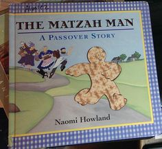 A humorous Jewish take on the story of the Gingerbread Man! Lots of Passover cultural references (but it's not a religious book per se). I discovered it in a Kindergarten classroom but appropriate for all primary grades. Good vocabulary such as: pell-mell, delectable, brisket, boasted, chutzpah, and more. Passover glossary in back.
