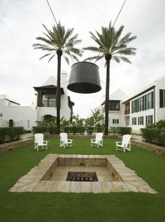 Landscape architecture plays a starring role in creating this utopian beachside community on Florida's northwest coast.