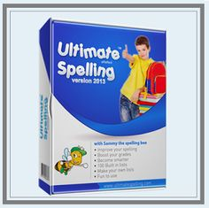 Living and Learning at Home: Ultimate Spelling - A Teacher and Student Friendly Software for Learning Spelling