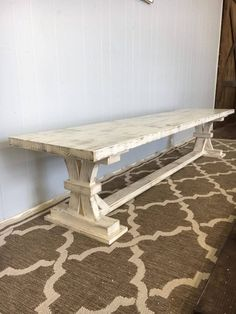 This item is unavailable Sofa Tables, End Tables, Diy Furniture, Outdoor Furniture, Outdoor Decor, Teak Dining Table, Southern Homes, Farmhouse Table, Farm House