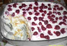 Érdekel a receptje? Hungarian Desserts, Hungarian Recipes, Hungarian Food, Cake Cookies, Biscotti, Nutella, Tart, Good Food, Food And Drink