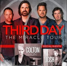 The Miracle Tour with Third Day