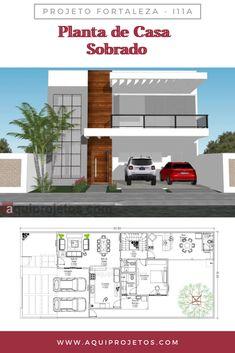 Duplex House Design, Modern House Design, Modern House Facades, Modern Architecture, Small Villa, Compact House, Affordable Housing, Facade House, House 2