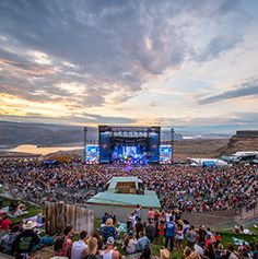 America's Coolest Music Venues - Fine-tune your concert experience by sampling one of these cool outdoor arenas or intimate clubs. From June 2014 By Kayleigh Kulp