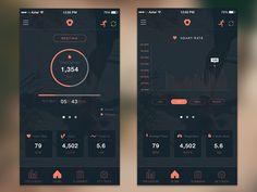 Flip App Design by Saloni Sinha