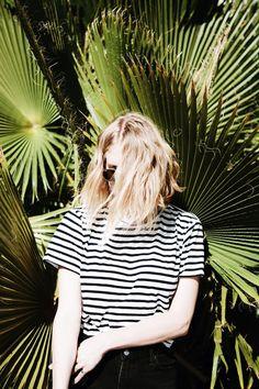 stripe tee #pixiemarket #fashion @pixiemarket