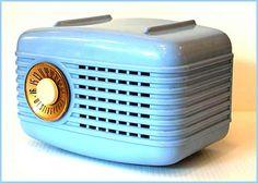 WESTINGTONHOUSE PERSONALITY 501 RADIO