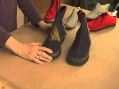 Simple Shoemaking: Introduction to three styles of boots