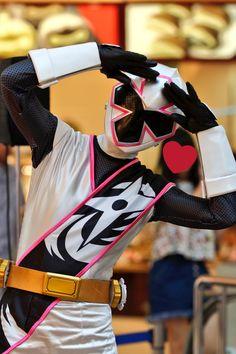 Power Rangers Rpm, Power Rangers Ninja Steel, Power Rangers Samurai, Power Rangers Megaforce, Kamen Rider Zi O, Cute Japanese, Girl Power, Kinky, Superman