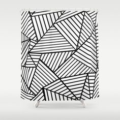 #abstraction #lines #geometric #triangles #black #white #blackandwhite #projectm