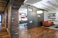 TriBeCa Loft Residence / A+I Design Corp | ArchDaily