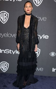 InStyle Golden Globes After-Party 2017 — Pics Golden Globes After Party, Golden Globe Award, Star Party, Party Pictures, Fade To Black, Red Carpet Event, Kendall And Kylie, Red Carpet Looks, Celebs