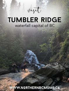 Tumbler Ridge in 48 Hours - Northern BC Moms Weekend Hiking, Weekend Trips, Best Places To Travel, Places To Go, Dawson Creek Bc, Alberta Travel, Canadian Travel, Vacation Destinations, Vacation Ideas