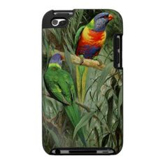 Macaw iPod Touch Speck Case