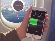 Stay prepared no matter where you're traveling with the Green Lighting Solar Phone Charger. With a focus on creating the latest in solar and