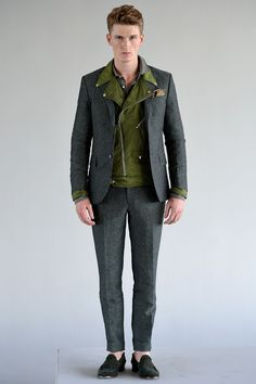 J.Lindeberg | Spring 2013 Menswear Collection | Style.com