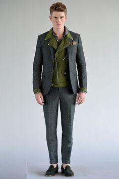 J.Lindeberg Spring 2013 Menswear Collection Slideshow on Style.com