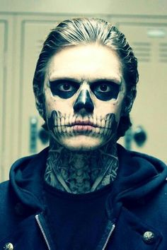 Tate Langdon will always be my favorite character -CC