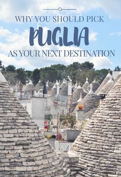 Why Puglia (Italy) should be your next destination! (NL)