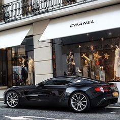 Stunning #AstonMartin One77 Follow @modernballers @modernballers pic @alexpenfold