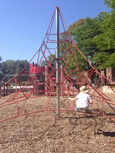 I was expecting a lovely afternoon at the park as I walked down the street with my sons toward the toddler playground near our house. It has a spider web climbing structure made out of rope that my...