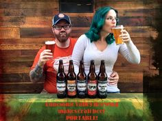 Help Lonesome Valley Brewing make craft beer PORTABLE! project video thumbnail