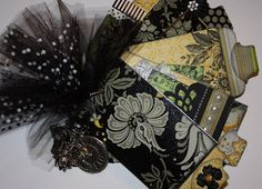 Creative Passion: Black and White and Yellow all over......