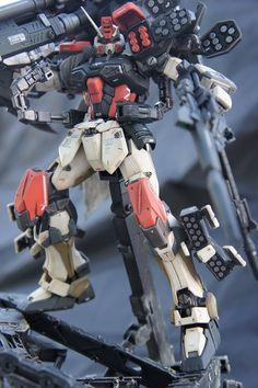 模型・プラモデル投稿コミュニティ【MG-モデラーズギャラリー】ガンプラ AFV ジオラマ  - Prometheus Gundam by Capuchino ^^
