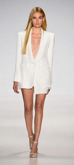 Mercedes-Benz Fashion Week - NY: August Getty - Runway - Mercedes-Benz Fashion Week Spring 2015