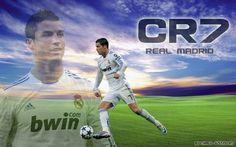 Cristiano Ronaldo Madrid Wallpapers