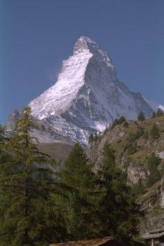 The Matterhorn.....