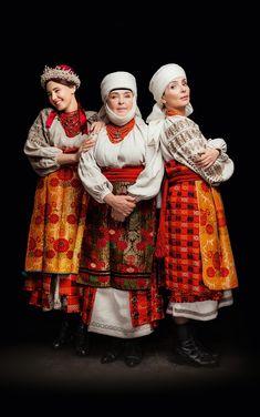 9 декабря состоялась презентация календаря Щирі. Спадщина, посвященного украинскому костюму