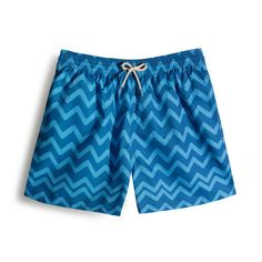 397a797420 Ocoly swim shorts have a vintage style with polyester material adapted for  quick dry.