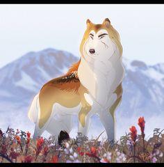 Better Left Unsaid by Tazihound on DeviantArt Anime Wolf, Fantasy Wolf, Fantasy Art, Wolf Comics, Cartoon Wolf, Wolf Artwork, Wolf Spirit Animal, Wolf Love, Anime Animals