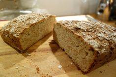 Eltefritt brød med direkte heving og steking i ovnen.
