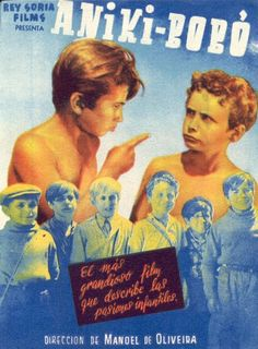 The debut feature by the Portuguese filmmaker Manoel de Oliveira is a story of friendship, guilt and fear among a group of street children as well as of their relationship with an often hostile adult world. Shot on location in Porto and featuring a cast of non-professional young actors, Aniki Bóbó anticipates by several years Vittorio De Sica's more celebrated Shoeshine (1946)
