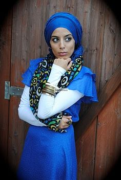 This tumblr contains my fashion inspiration as a hijabi. Just add a little of something and you can...