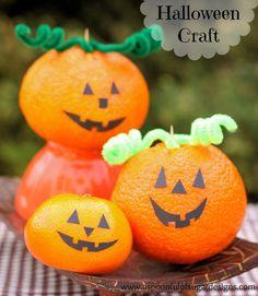 Halloween Craft | A Spoonful of Sugar