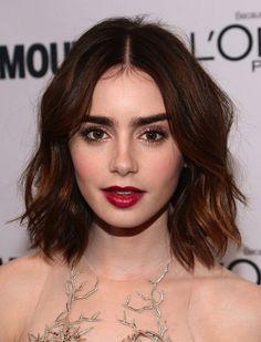 Current hair length