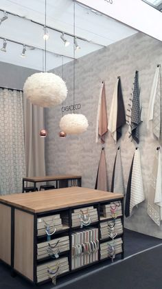 Fabric Wall - Decorex 2015