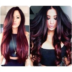 #hairinspiration #haircolor LONG HAIR DON'T CARE  So obsessed with these hair colors! How about u girls??? #rp #instagood #inspiration #rpgshow #haircolor #nicehair #bomb #boldhair #hot by rpgshowwig