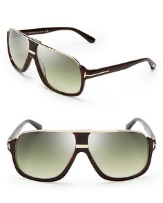 2ee90457e8 Tom Ford Eliott Navigator Sunglasses