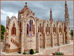 Santuario de Santa María Magdalena Photo taken in Novelda, Alicante, Spain