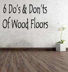 Many people choose hardwood floors because it is easy to maintain and keeps looking great. Here are a few things that you need to remember when you are dealing with hardwood. 1. Wipe up any spills as soon as they occur. Although you willnot have an instant stain when you …