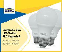 Lâmpada Led FLC,  fale com um de nossos vendedores (11) 2090-0800 #lampada #led #promocao #casadolojista #eletrica